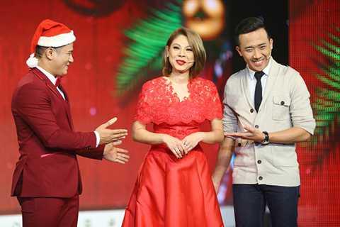 Nữ ca sĩ Thanh Thảo tái ngộ khán giả truyền hình sau thời gian dài lưu diễn tại hải ngoại.