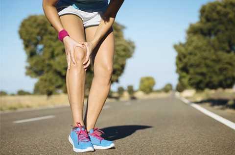 Đi bộ một chút đã đau chứng tỏ cơ thể bạn đầy axit.
