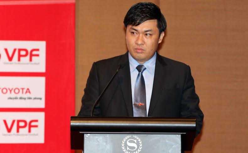 Tổng giám đốc VPF Cao Văn Chóng