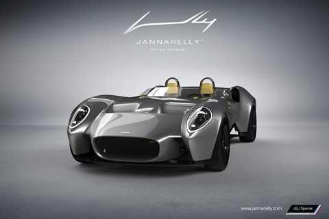 Jannarelly Design-1, chiếc xe đầu tiên của 2 thiếu gia Dubai muốn tạo dấu ấn riêng bằng việc thiết kế chế tạo mẫu xe mới