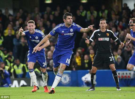 Diego Costa sẽ sớm tìm lại phong độ đỉnh cao?