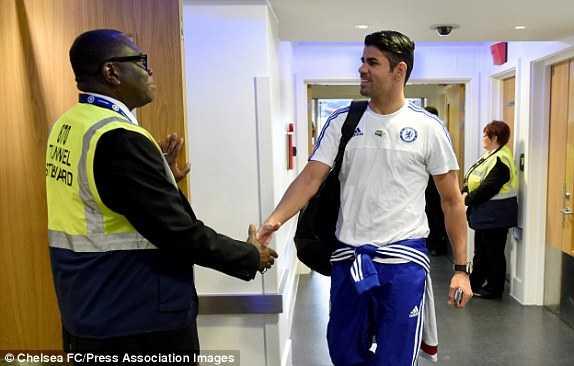 Diego Costa có dám phản thầy