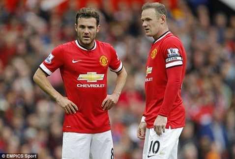 MU buộc phải thắng Stoke nếu muốn giữ ghế cho Van Gaal