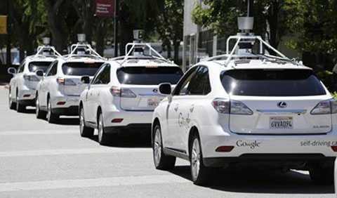 Công nghệ xe tự hành của Google