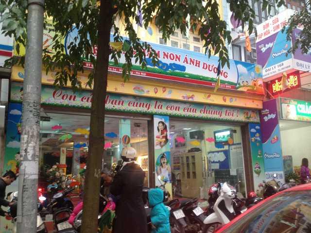Cơ sở Mầm non Ánh Dương (Xa La, Hà Đông, Hà Nội)