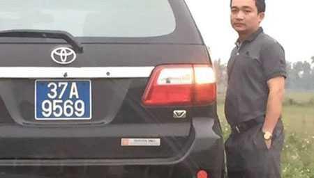 Tài xế Nguyễn Viết Hoàng.