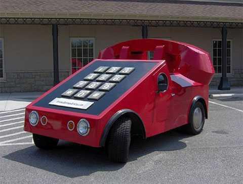 Xe điện thoại
