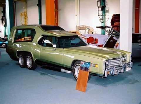 Cadillac TAG Function