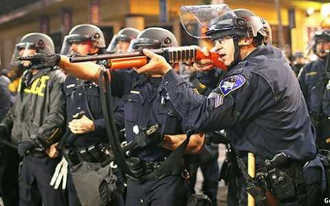 Cảnh sát Mỹ bắn chết gần 1.000 trong vòng một năm - Ảnh minh họa