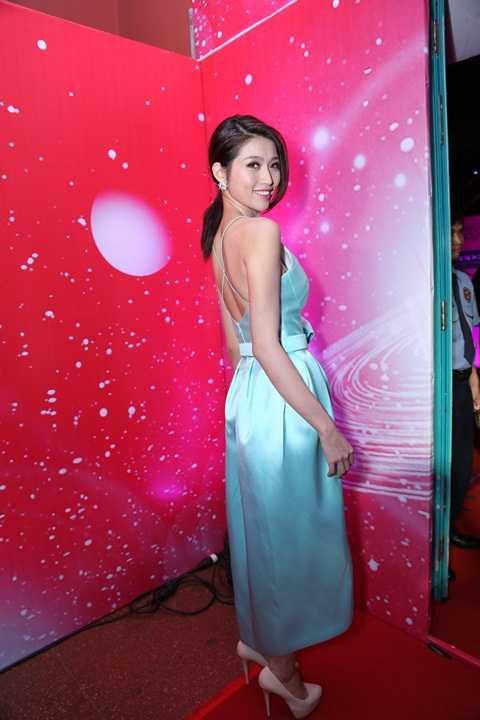 Top 15 Hoa hậu Việt Nam - Chế Nguyễn Quỳnh Châu