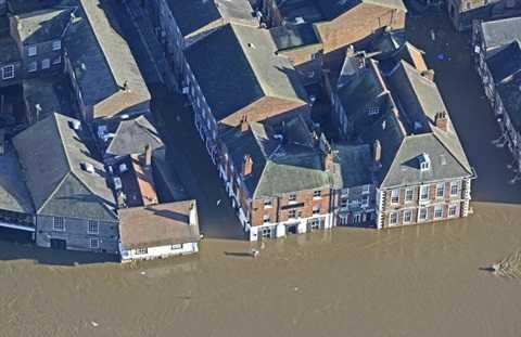 Lũ lụt ở York được nói là