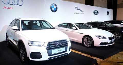 chỉ 5 ngày diễn ra đã có gần 200 xe sang được khách hàng đặt mua.