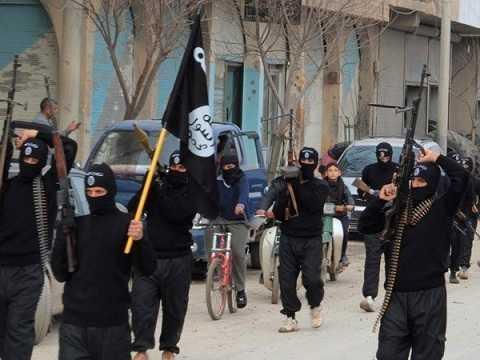 Các tay súng thuộc nhóm Nhà nước Hồi giáo tự xưng tại Syria - Ảnh minh họa
