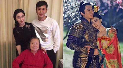 Diễn xuất lẫn tình cảm đều trọn vẹn đối với Phạm Băng Băng trong năm 2015.