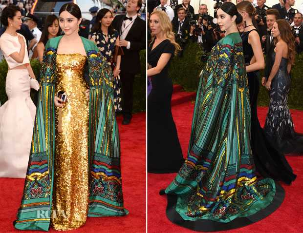 Bộ trang phục Tử kim thành giúp họ Phạm lọt Top 10 trang phục đẹp nhất của Cosmopolitan.