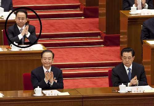 Lệnh Kế Hoạch từng được coi là người thân cận nhất của cựu Chủ tịch Trung Quốc Hồ Cẩm Đào - Ảnh: AP