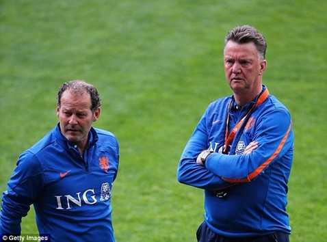 Van Gaal có thể trở lại ĐT Hà Lan