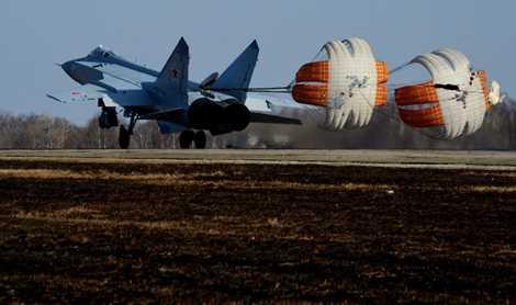 Trong năm 2016, các tiêm kích Su-27 và MiG-31 đang phục vụ sẽ sớm được thay thế bằng MiG-31BM