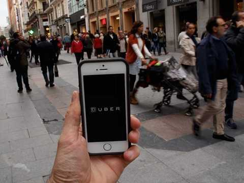 Uber hiện nay đã có mặt ở trên 130 thành phố trên toàn thế giới