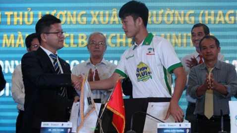 CĐV Incheon United và kiều bào Việt Nam ở Hàn Quốc đều chờ đón Xuân Trường