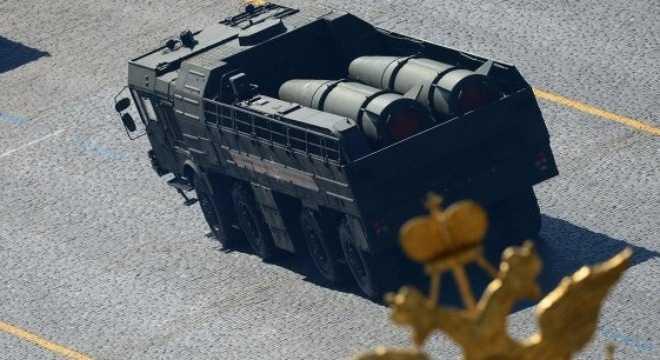 Hệ thống tên lửa Iskander