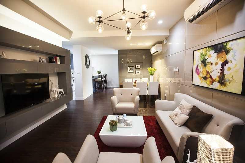 Vay mua căn hộ Goldsilk Complex với lãi suất 0% đến khi nhận nhà.