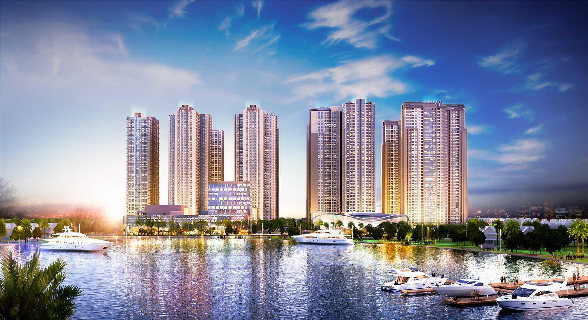 TNR Holdings ra mắt khu Sapphire với nhiều gói vay hấp dẫn