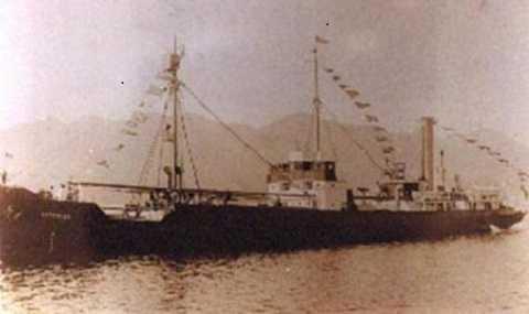 Con tàu mà Baychimo vẫn là một  bí ẩn trong lịch sử hàng hải