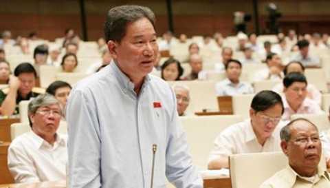 Đại biểu Quốc hội Nguyễn Bá Thuyền