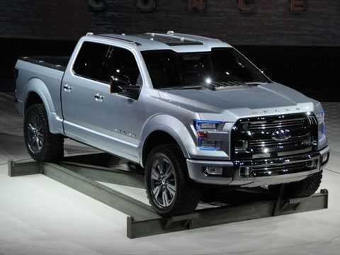 6. Ford F-150 (giá: 25.800 USD - tương đương 580,94 triệu đồng).