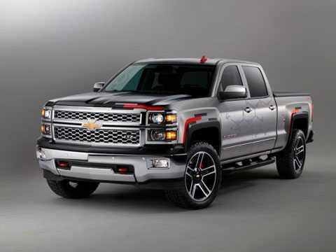 7. Chevrolet Silverado 1500 (giá: 26.170 USD - tương đương 589,27 triệu đồng).