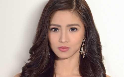 Nữ diễn viên gốc HoaKim Chiu xếp ở vị trí thứ 2