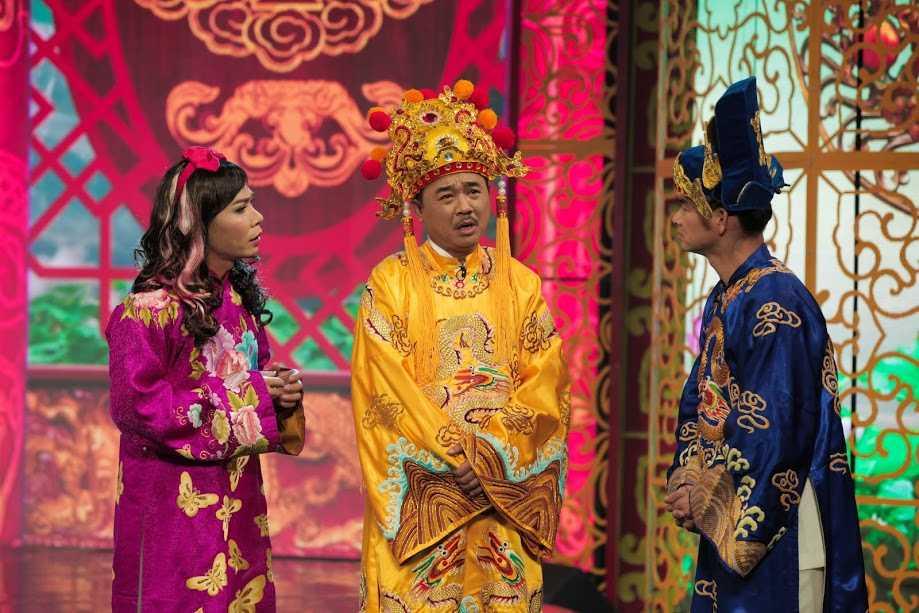 3 nghệ sĩ Xuân Bắc, Công Lý, Quốc Khánh sẽ góp mặt trong Táo quân 2016.
