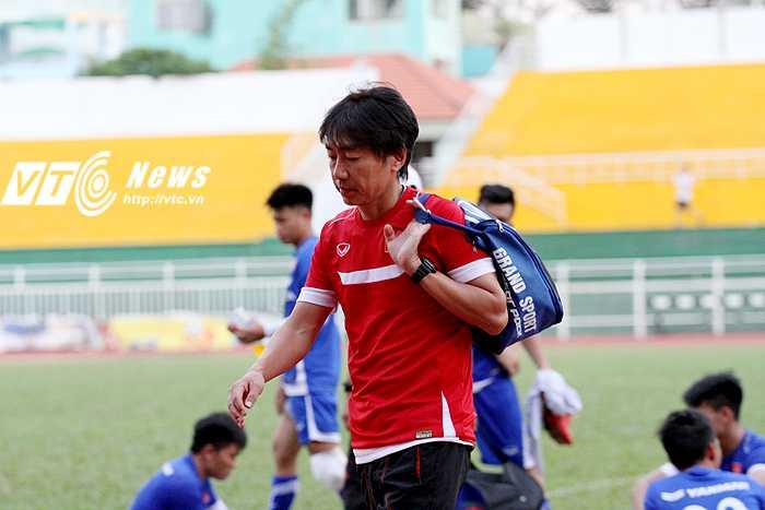 Sau cả tháng tập trung, U23 Việt Nam vẫn chưa có bộ khung đội hình chính