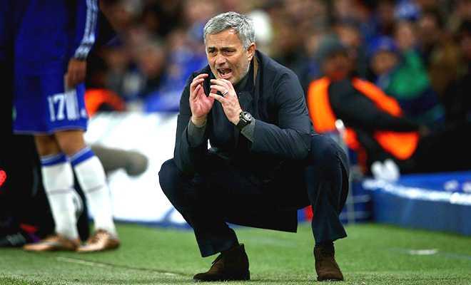 Mourinho đang trải qua một năm thảm họa
