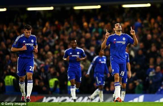 Các cầu thủ Chelsea lật ghế Mourinho