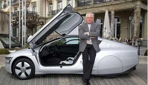 Tiến sỹ Ulrich Hackenberg, người có 30 năm gắn bó và chịu trách nhiệm về kỹ thuật của  Volkswagen phải từ chức sau bê bối gian lận khí thải