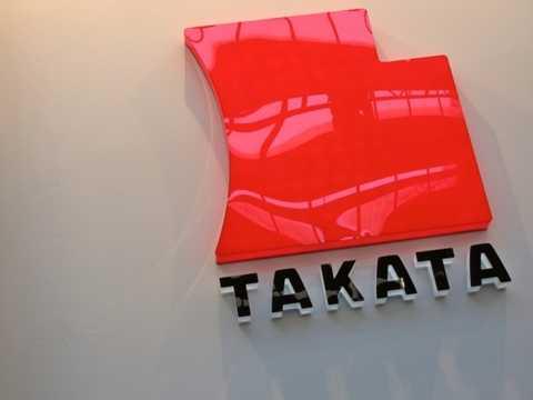 Logo biểu tượng của Takata, nhà sản xuất túi khí Nhật Bản