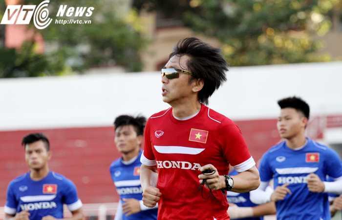 Thầy trò Miura sẵn sàng chinh phục thử thách tại VCK U23 châu Á