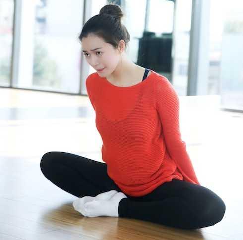 Khánh My khổ luyện cho Bước nhảy hoàn vũ 2016.