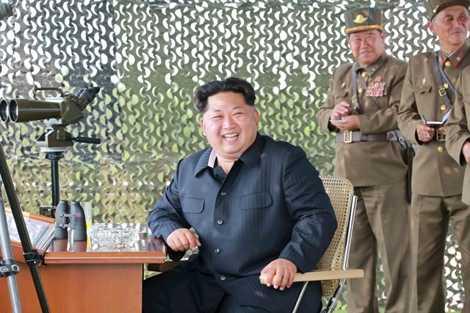 Lãnh đạo Triều Tiên chỉ đạo tập trận