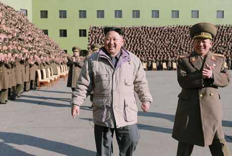 Ông Kim Jong-un tham gia sự kiện của lực lượng hậu cần thuộc Quân đội Triều Tiên