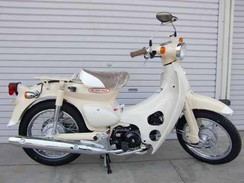 Honda Little Cub.