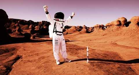 Sao Hỏa là địa điểm sinh sống khả dĩ cho con người