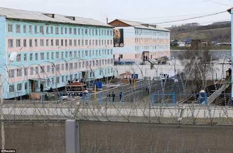 Nhà tù thời Liên Xô