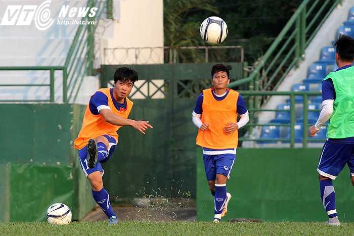 Công Phượng được dự đoán là đội trưởng U23 Việt Nam