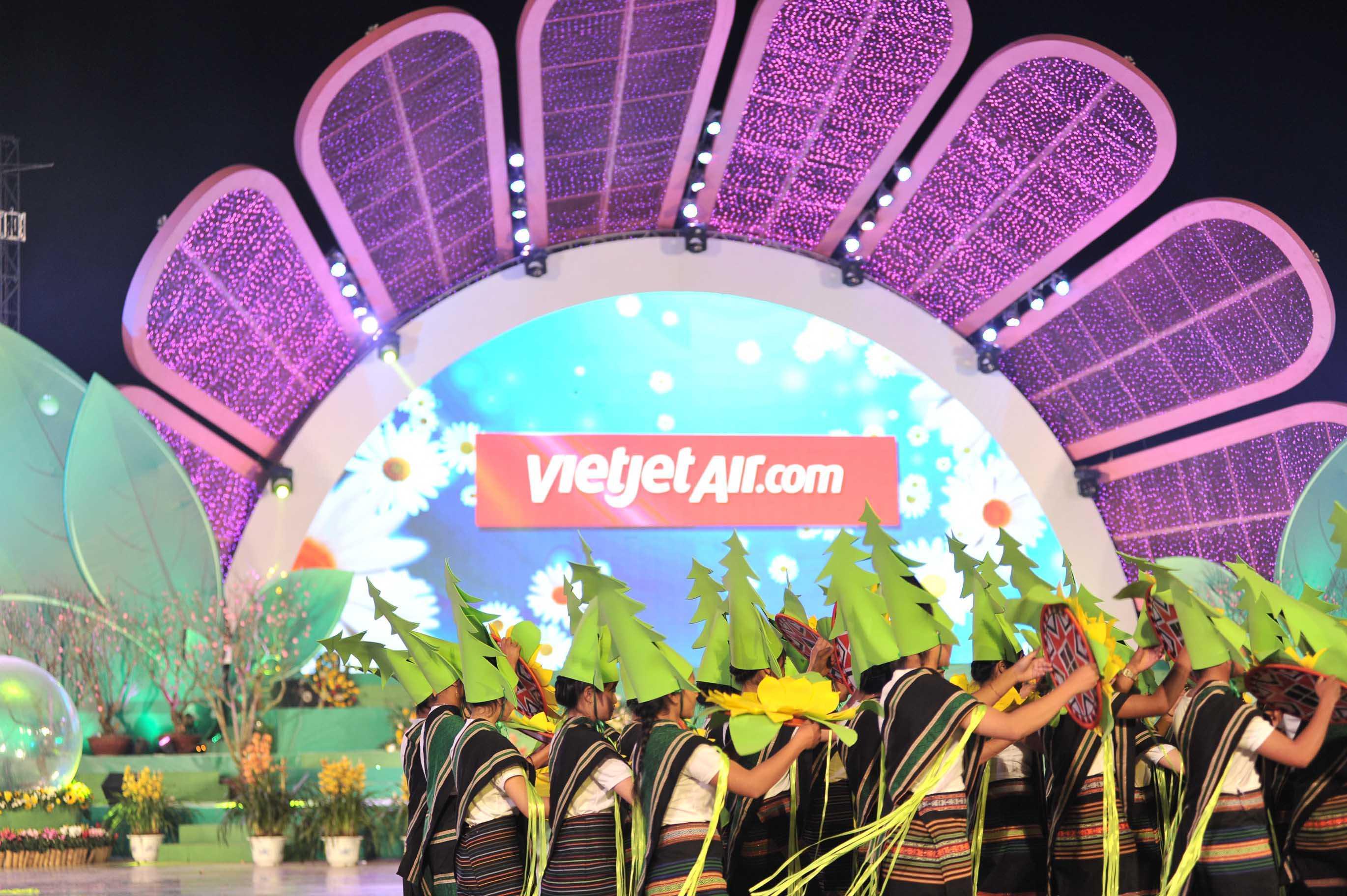 Khai mạc Festival hoa Đà Lạt lần thứ 6