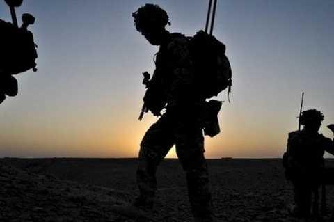 Đoàn lính Anh bị mất tích bí ẩn khi đang chiến đấu
