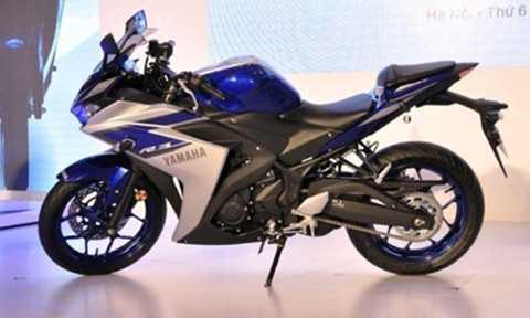 Yamaha R3, sportbike 300cc giá chỉ 150 triệu đồng