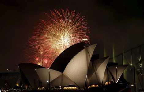 Sydney, một trong những nơi đầu tiên đón năm mới 2016